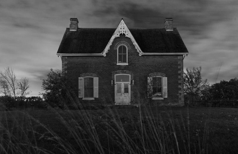 Britannia historic house in Mississauga