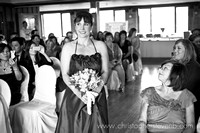 bridesmaid at ottawa wedding