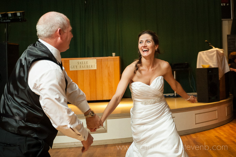 first dance at Rockland wedding reception
