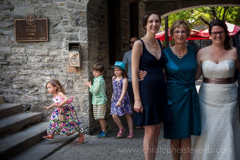 Ottawa Wedding Photography By Christopher Steven B Courtyard Restaurant Wedding Ashley And